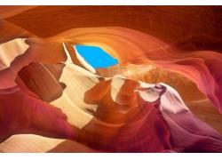 彩色的峡谷