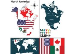 加拿大美国墨西哥