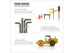 挖掘机红绿灯信息图表