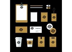 咖啡店企业形象VI设计