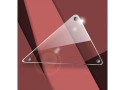 质感透明玻璃设计素材