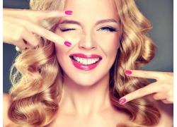 美容化妆人物摄影