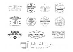 摄影黑白标签