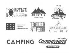 漂流和登山主题标签