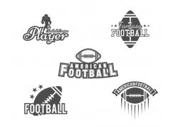 美式足球标志