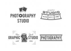 照相机和胶片标志