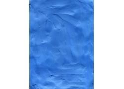 蓝色橡皮泥