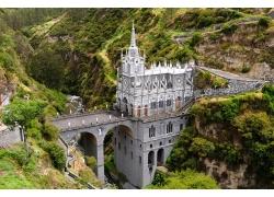 古典城堡建筑