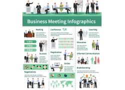 创意商务图表设计