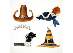 节日头饰和帽子