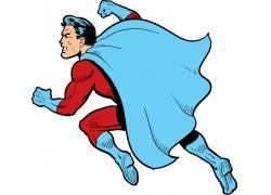 超级英雄创意插画人物造型设计图片