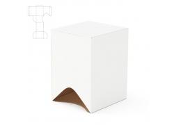 长方形纸盒设计