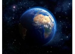 漂亮天空星球