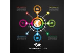 商业科技图案图标设计