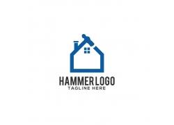 建筑装修公司logo设计