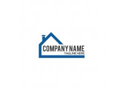 创意家装公司logo设计