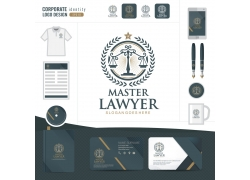 法律VI设计
