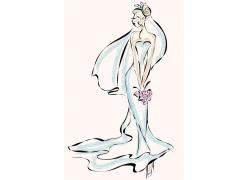设计师婚纱设计