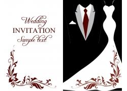 创意婚礼请帖设计