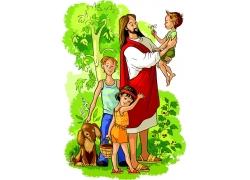 耶稣和孩子们