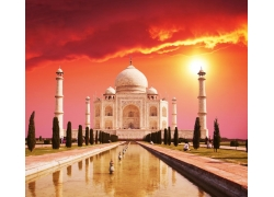 唯美的印度建筑