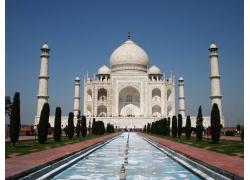 印度的泰姬陵
