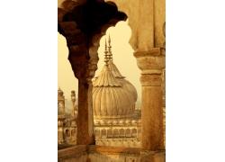印度建筑特写