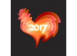 2017和喜庆的鸡