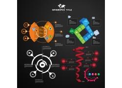 立体商务图表
