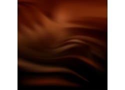 红棕色立体波纹背景