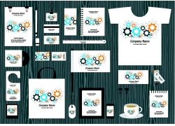 企业vi手册设计素材