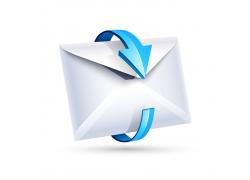 箭头与邮件