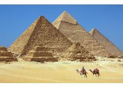 埃及金字塔摄影