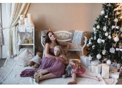 国外母女摄影