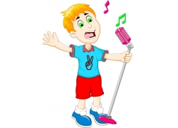 唱歌的男孩