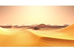 沙漠沙丘摄影