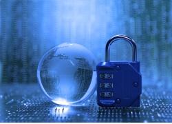 水晶地球和密码锁