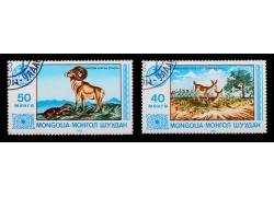 动物邮票图片