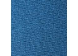 蓝色麻布纹理背景