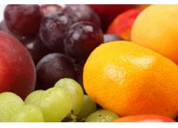 水果局部摄影图