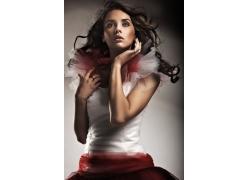 时尚外国美女