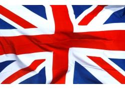动感英国国旗