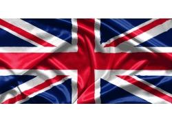 动感的英国国旗