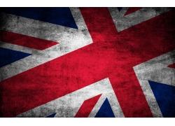 复古的英国国旗