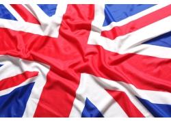 鲜艳的英国国旗