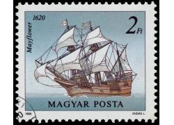 帆船邮票图片