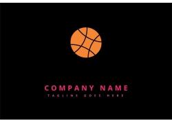 创意篮球logo设计