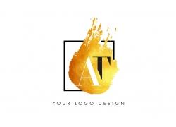 at墨迹logo