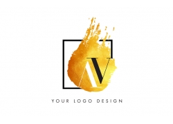 av墨迹logo