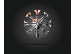 创意机械logo设计